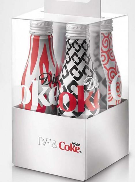 diet coke dvf bottles 468x631 Dizajn Coca Coly bude v rukách Jean Paul Gaultiera
