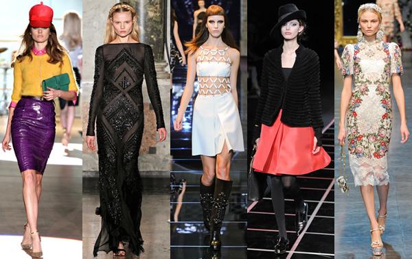 milan Milan Fashion Week: Sezóna jeseň/zima 2012 v znamení vlády talianskeho štýlu