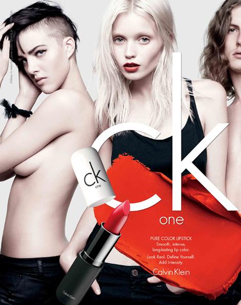 spring2012 ckonedebut003 Premiéra kozmetiky CK one už v apríli