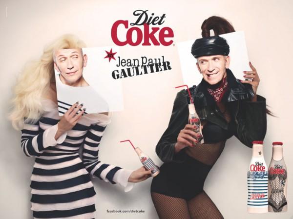 jpg1 600x449 Dizajn Coca Coly bude v rukách Jean Paul Gaultiera