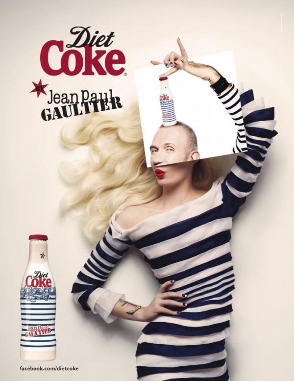 jpg3 600x777 Dizajn Coca Coly bude v rukách Jean Paul Gaultiera