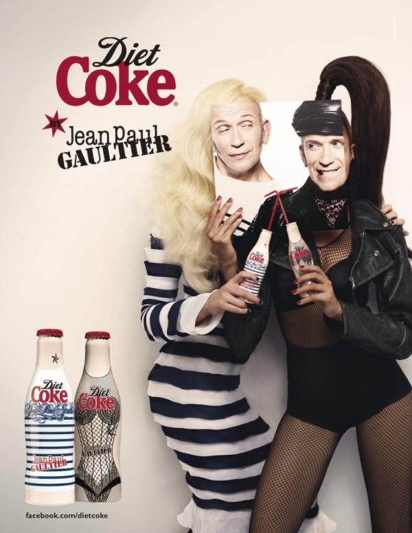 jpg4 600x777 Dizajn Coca Coly bude v rukách Jean Paul Gaultiera