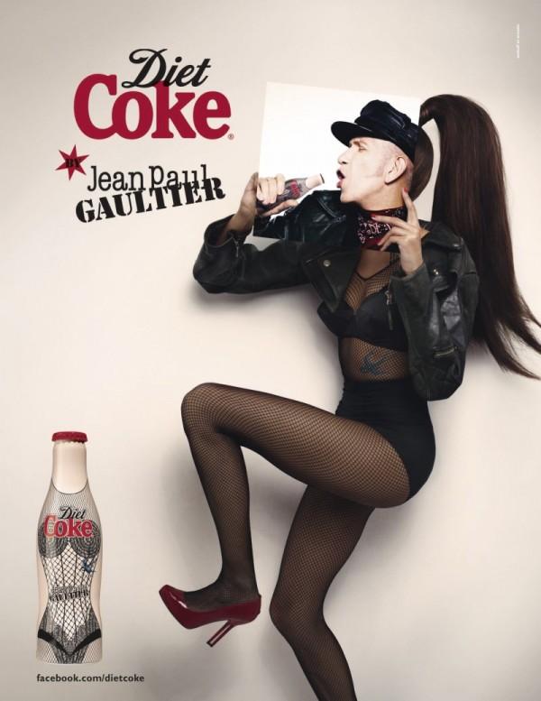 jpg5 600x777 Dizajn Coca Coly bude v rukách Jean Paul Gaultiera