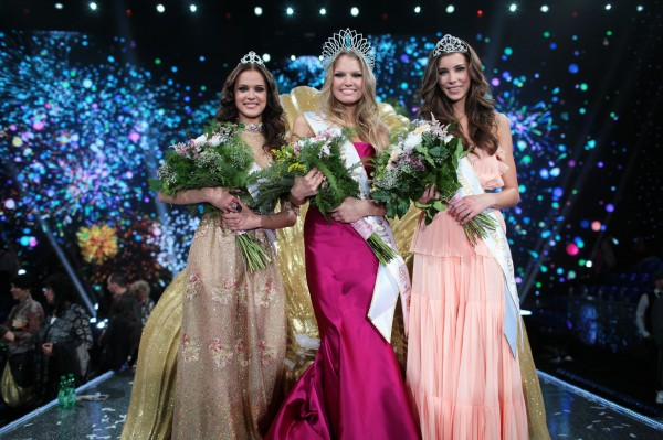 vitazky miss slovensko 600x399 Miss Slovensko 2012: Krása s krídlami
