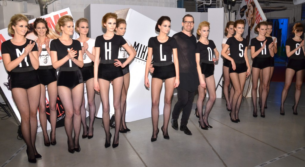 Defile 1024x561 Fero Mikloško jar/leto 2012: Oslava žien a elegancie