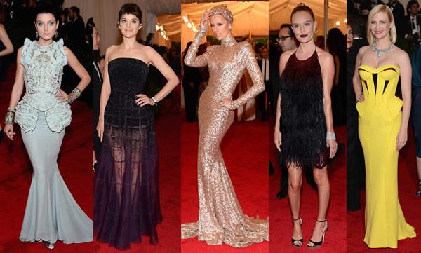 met2 Met Gala 2012: Vrchol módy v plnej kráse, 2. časť