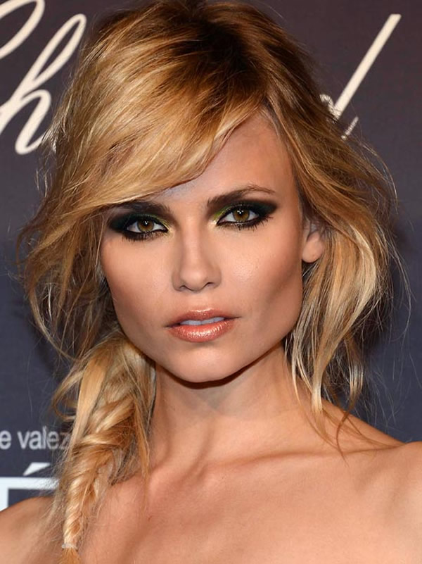 natasha poly makeup 2012 cannes film festival Look na vyskúšanie: Natasha Poly v Cannes