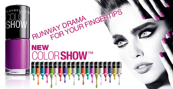 Maybelline Color Show Nail Polish1 Maybelline prinášala laky Color Show
