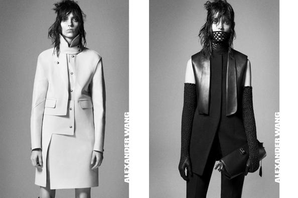 Alexander Wang fall 2012 campaign To najlepšie z módnych kampaní na jeseň/zimu 2012