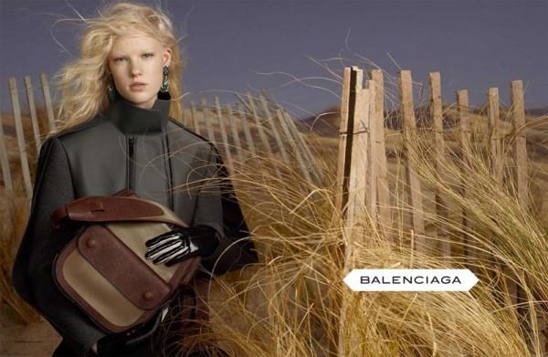 Balenciaga FW 2012 Ad Campaign 600x391 To najlepšie z módnych kampaní na jeseň/zimu 2012