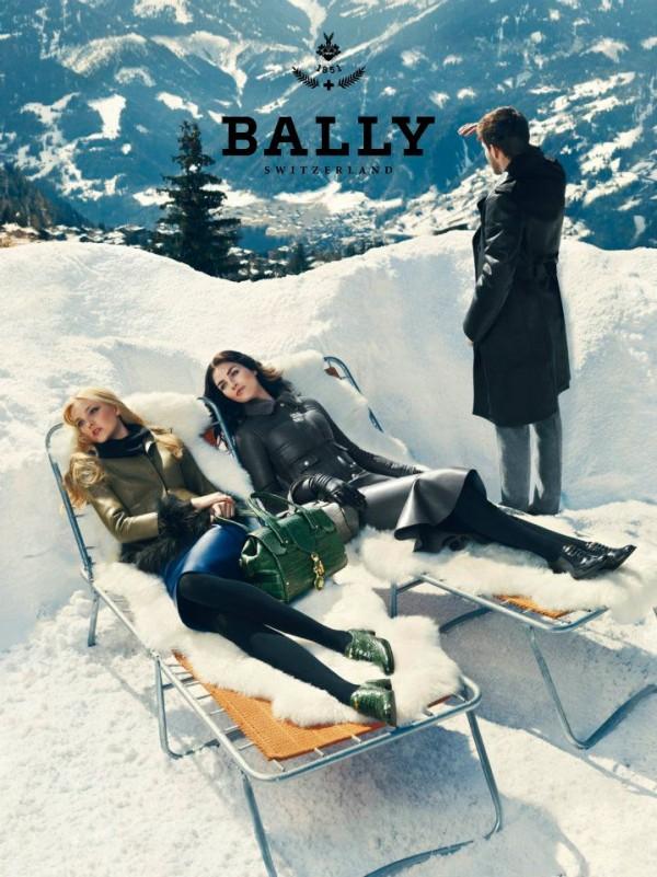 Bally Fall 2012 Ad Campaign 1 600x801 To najlepšie z módnych kampaní na jeseň/zimu 2012