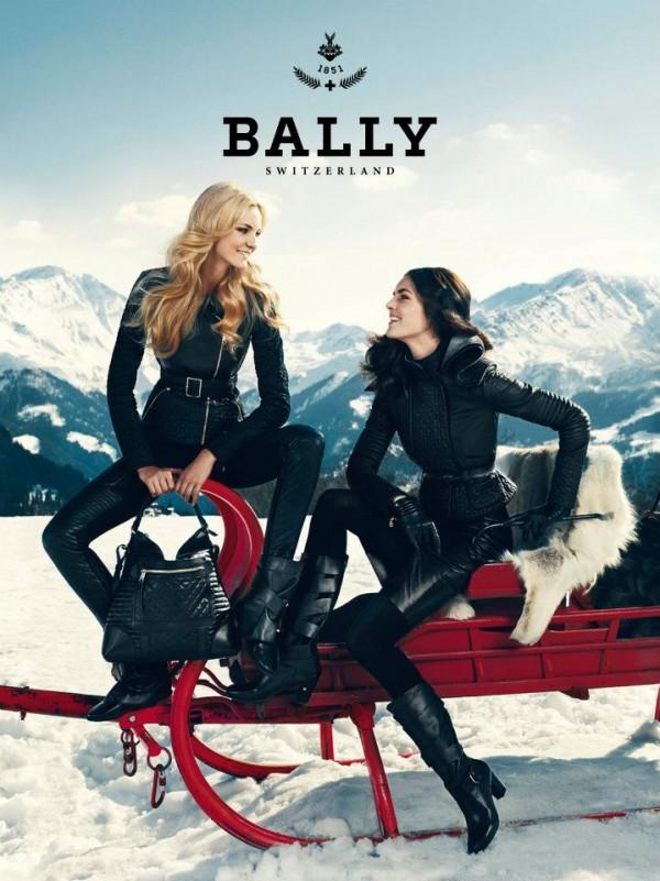 Bally Fall 2012 Campaign 600x801 To najlepšie z módnych kampaní na jeseň/zimu 2012