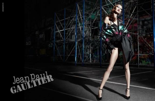 Jean Paul Gaultier fall 2012 600x391 To najlepšie z módnych kampaní na jeseň/zimu 2012