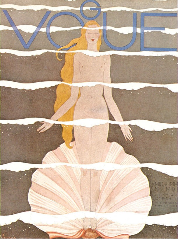 Staré obálky Vogue
