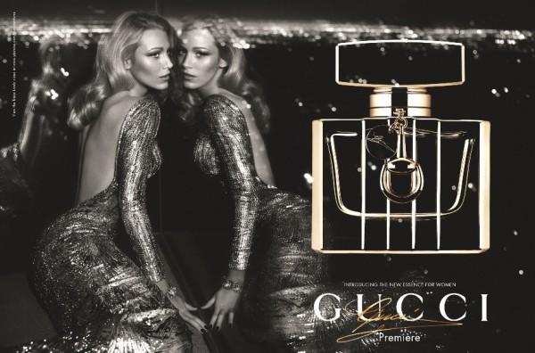 Gucci Premiere Blake Lively 600x396 Blake Lively pre parfém Gucci