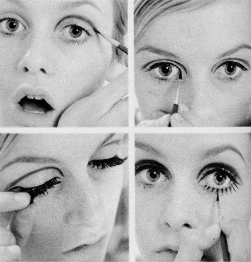 tumblr m58d3sOrX81rv0f1vo1 500 Zmyselné oči v štýle 60.rokov
