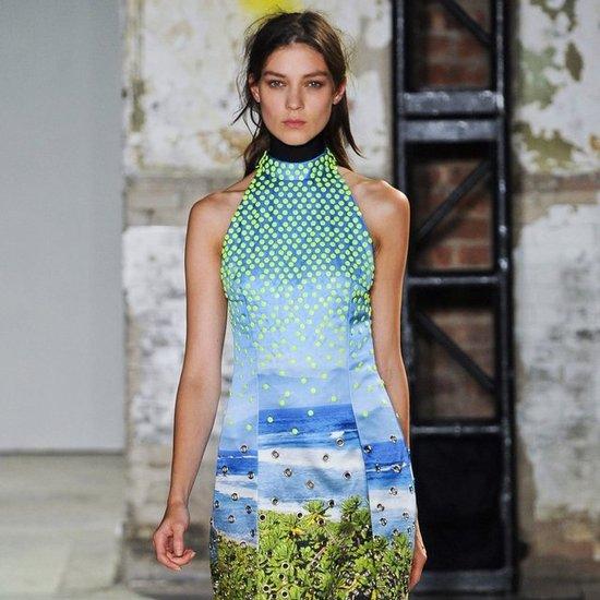 Proenza Schouler Spring 2013 Pictures New York Fashion week   časť 2. To najlepšie z móla.