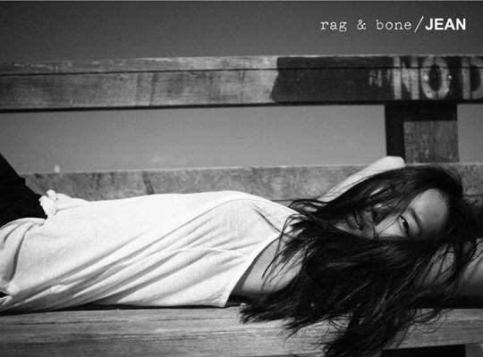 Rag & Bone D.I.Y. Project s Liu Wen