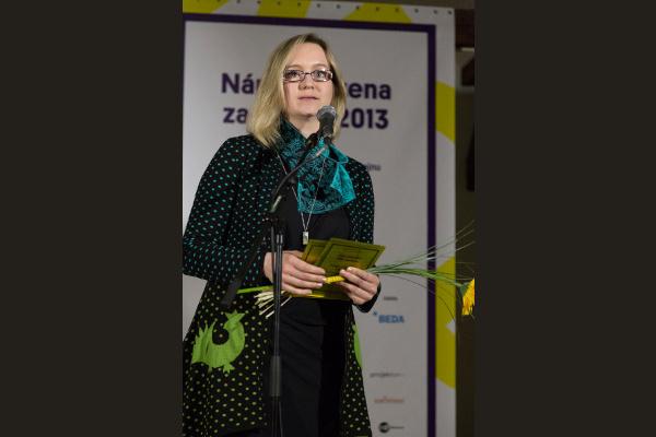 18 Národnú cenu za dizajn získala Dana Kleinert. Jej víťazstvo má však sladkotrpkú príchuť.