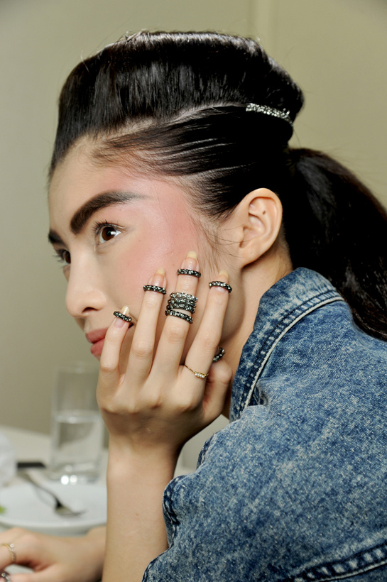 Модные кольца на фаланге фото 3