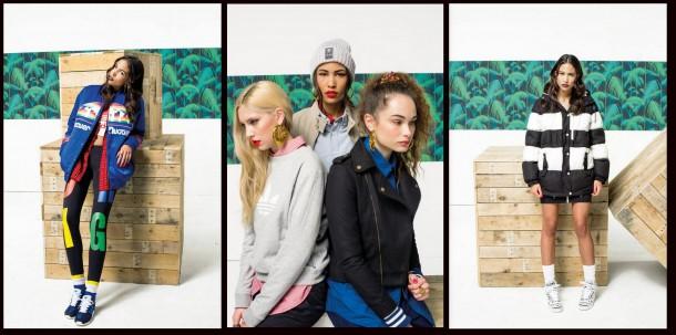 kolaz 4 610x303  Adidas Originals 2013 : swag ulice s ružovým pudlíkom