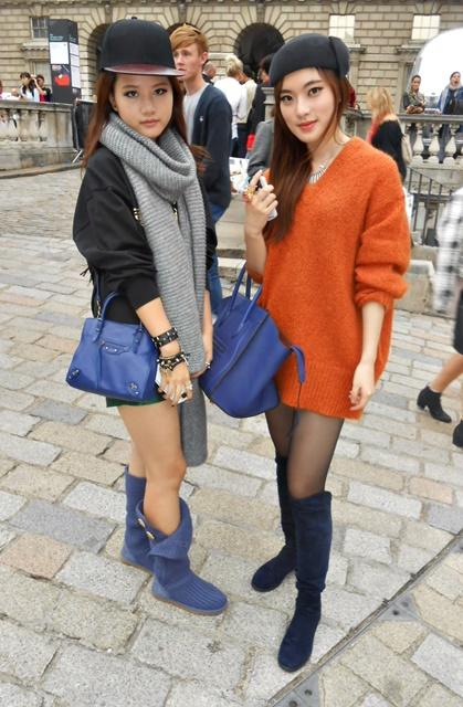 DSCN23222 Exkluzívne: London Fashion Week