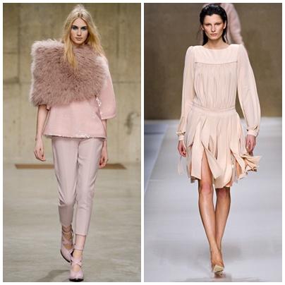Topshop a Blumarine Štýlová jeseň: Think Pink