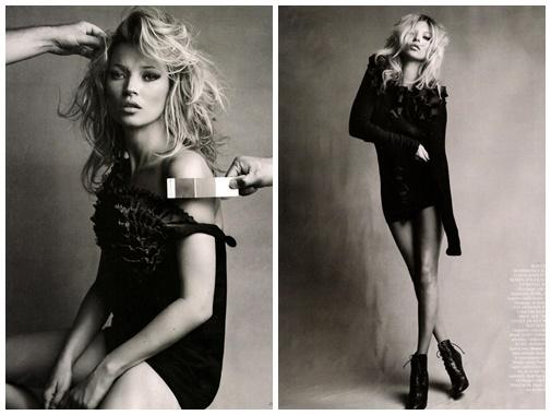 blacknwhite Biografia: 9 dôvodov, prečo stále fandíme Kate Moss