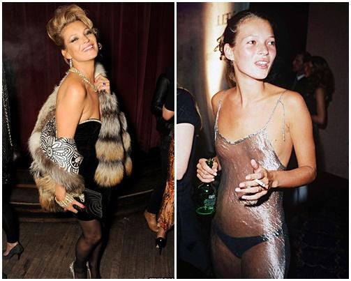 party Biografia: 9 dôvodov, prečo stále fandíme Kate Moss