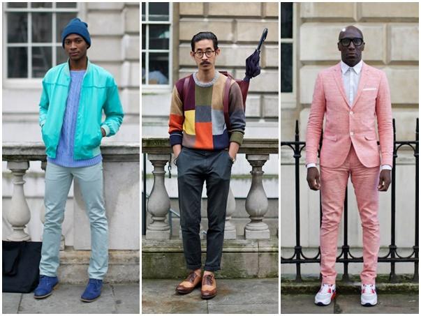 pinkisch Exkluzívne: London Fashion Week