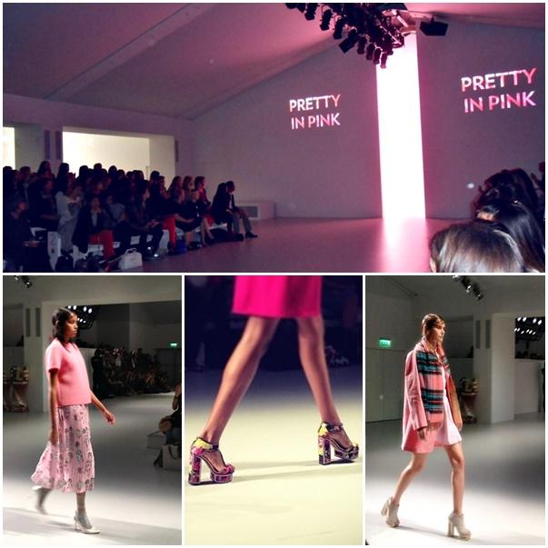 prettyinpink Exkluzívne: London Fashion Week