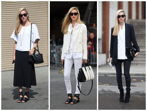 Joana HIlan Fashion weeks SS2014: Streetstyle najvplyvnejších osobností módy