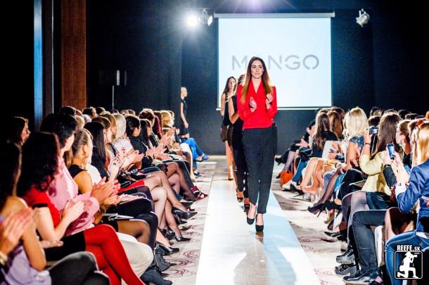 REE 2468 610x405 Exkluzívne: MANGO fashion show