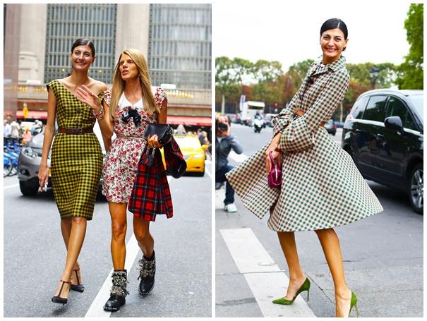 ana Fashion weeks SS2014: Streetstyle najvplyvnejších osobností módy