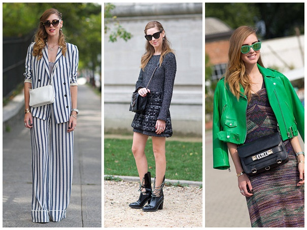 chf Fashion weeks SS2014: Streetstyle najvplyvnejších osobností módy