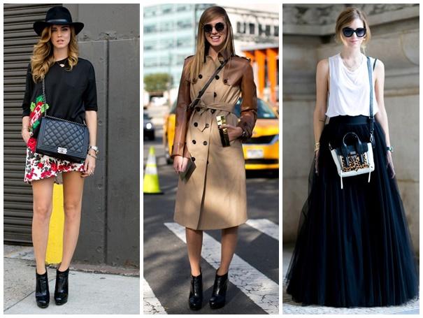 chirra Fashion weeks SS2014: Streetstyle najvplyvnejších osobností módy