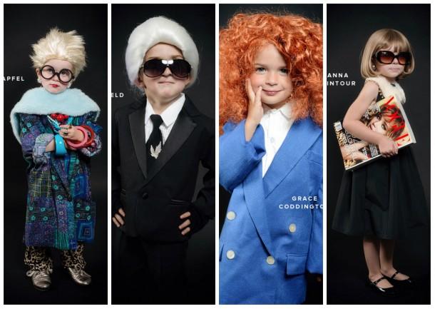 collage17 610x433 TOP FOTO: Módne ikony v podaní detí