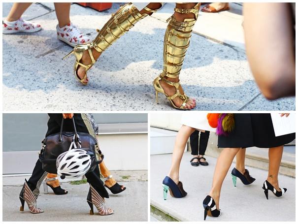 details Fashion weeks SS2014: Streetstyle najvplyvnejších osobností módy