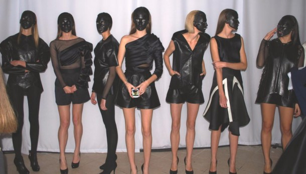 fotoc1 610x348 Fashion LIVE! Black stage, deň prvý