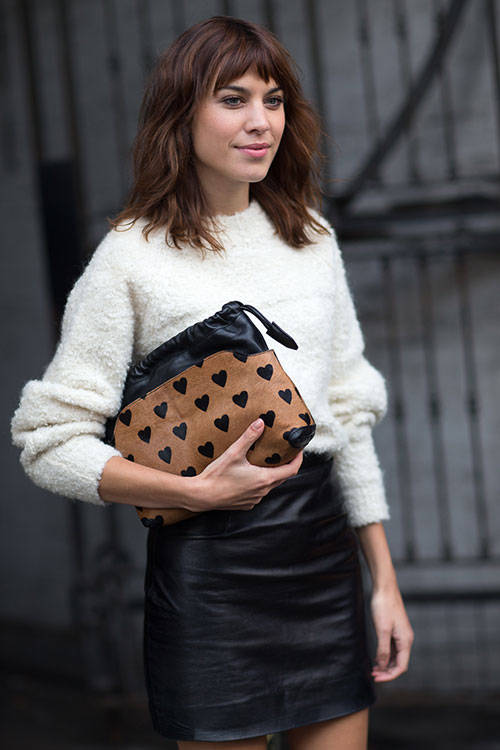 hbz street style lfw14 day3 012 de sm Fashion weeks SS2014: Streetstyle najvplyvnejších osobností módy