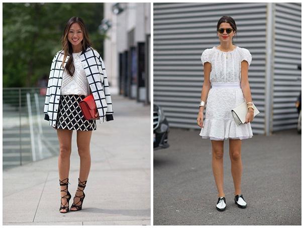 hjhjjjj Fashion weeks SS2014: Streetstyle najvplyvnejších osobností módy