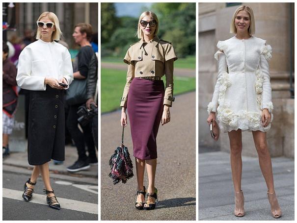 lena Fashion weeks SS2014: Streetstyle najvplyvnejších osobností módy