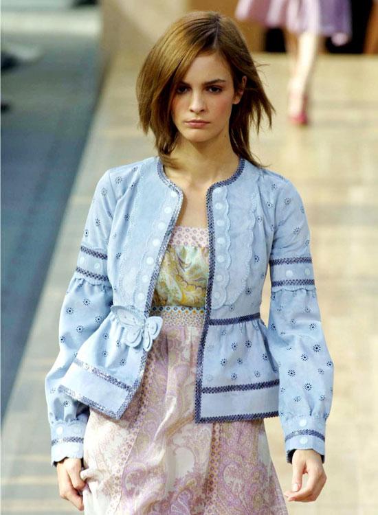 marc jacobs louis vuitton ss02 Najlepšie fashion show momenty Louis Vuitton