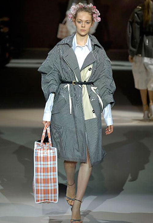 marc jacobs louis vuitton ss07 Najlepšie fashion show momenty Louis Vuitton