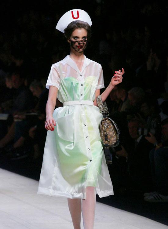 marc jacobs louis vuitton ss2008 Najlepšie fashion show momenty Louis Vuitton
