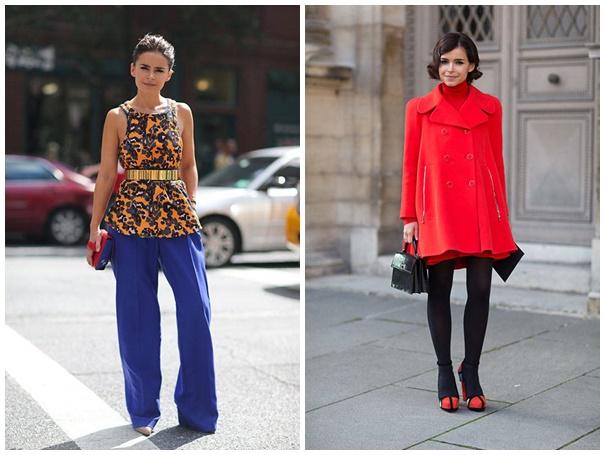 md Fashion weeks SS2014: Streetstyle najvplyvnejších osobností módy