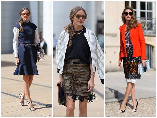 olivia Fashion weeks SS2014: Streetstyle najvplyvnejších osobností módy