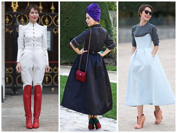ulyana Fashion weeks SS2014: Streetstyle najvplyvnejších osobností módy
