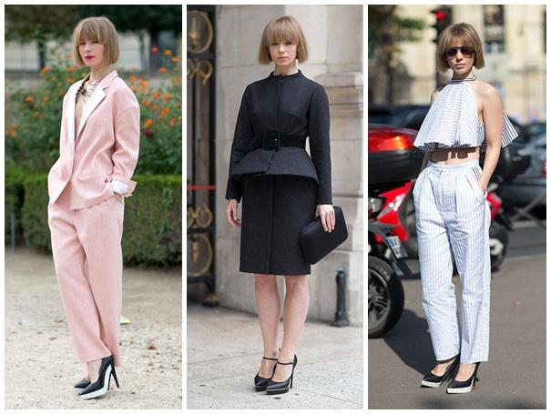 vika Fashion weeks SS2014: Streetstyle najvplyvnejších osobností módy