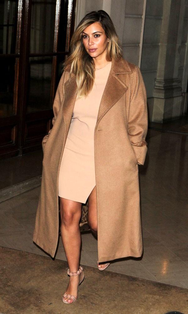 kim kardashian paris fashion week0110 Transformácia Kim Kardashian